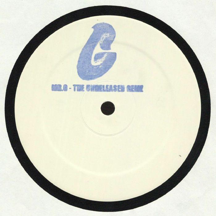 MR G - The Unreleased Gemz Part 2