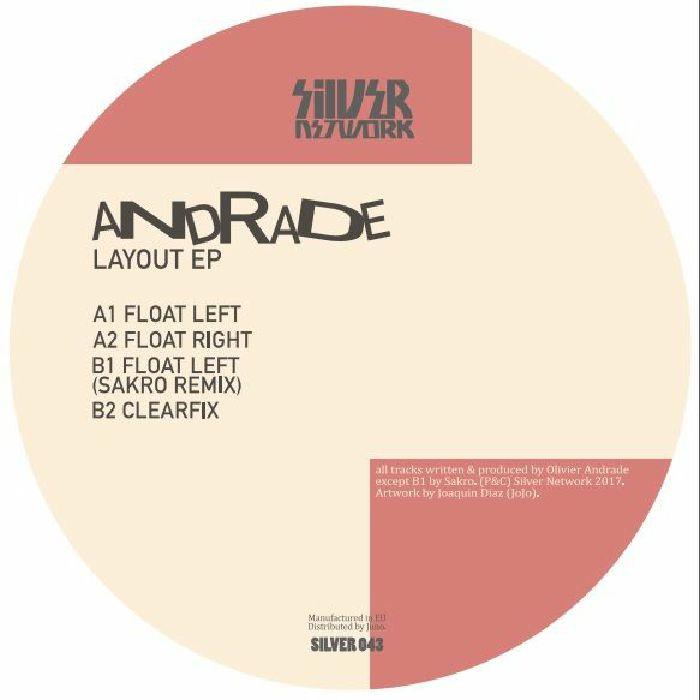 ANDRADE - Layout EP