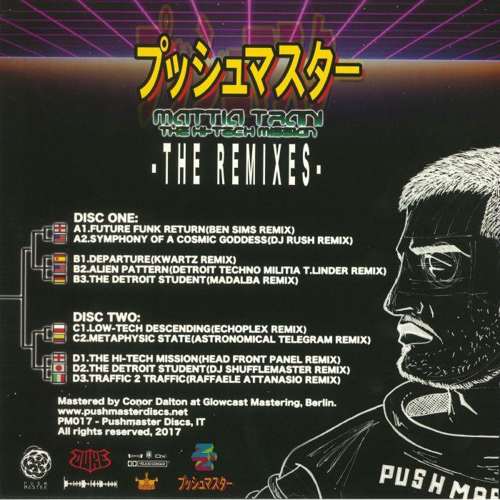 TRANI, Mattia - The Hi Tech Mission: The Remixes