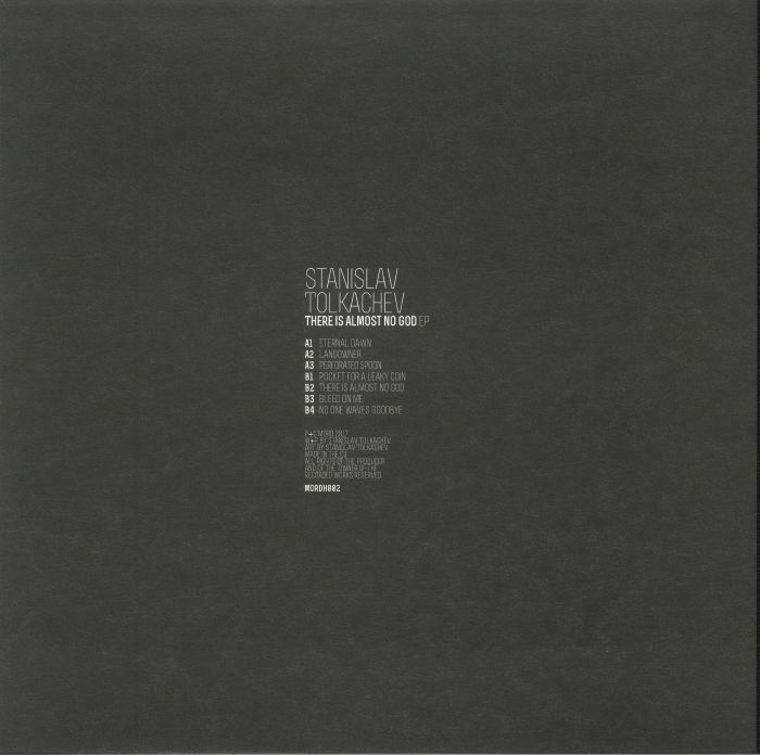 TOLKACHEV, Stanislav - There Is Almost No God EP