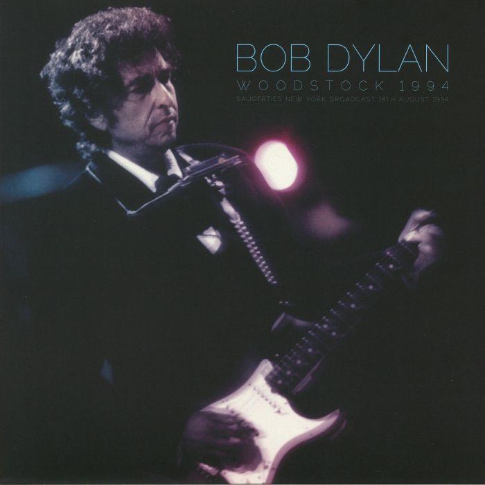 DYLAN, Bob - Woodstock 1994: Saugerties New York Broadcast 14th August 1994