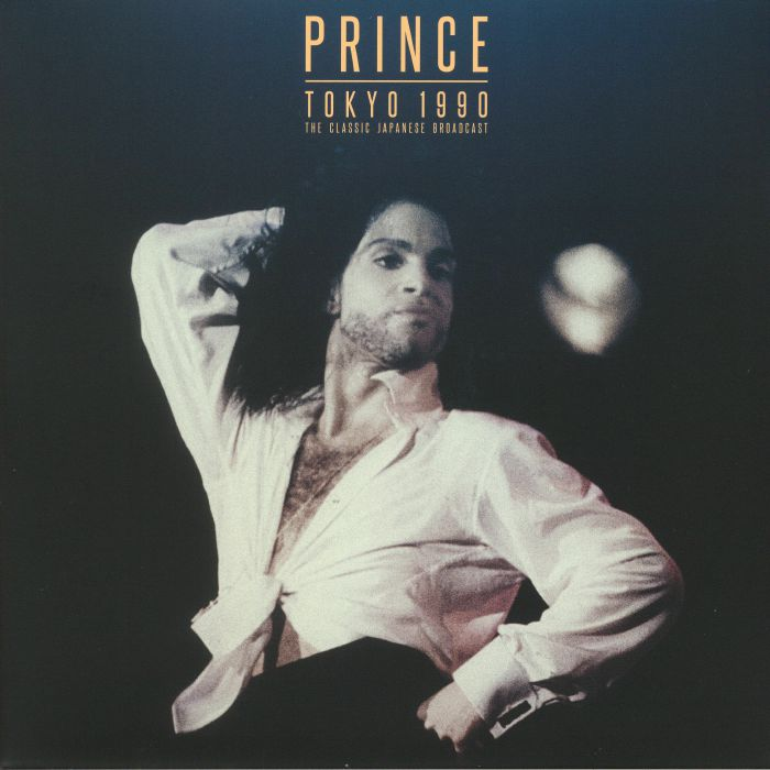 PRINCE - Tokyo 1990: The Classic Japanese Broadcast