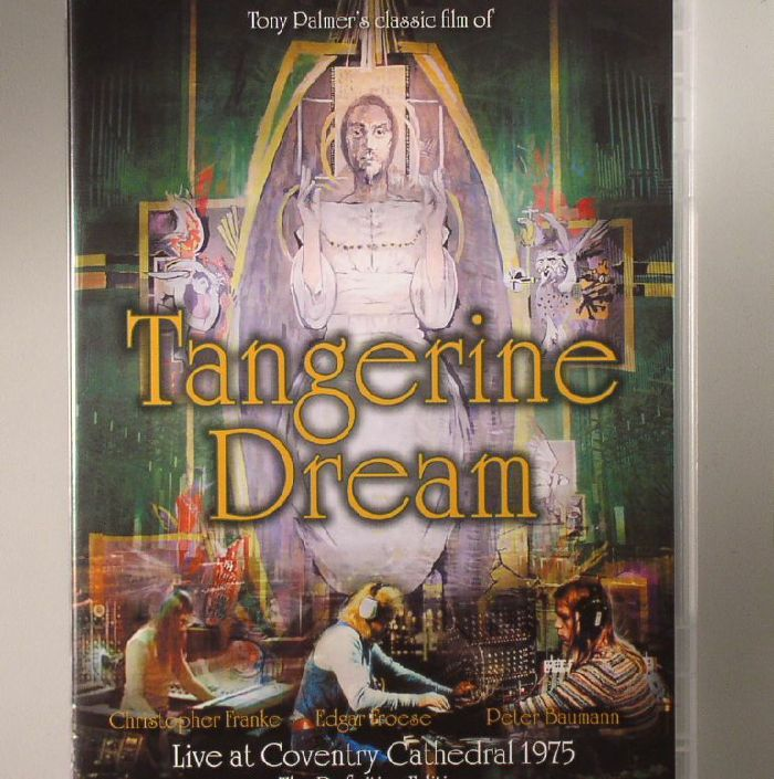 TANGERINE DREAM - Live At Coventry Cathedral 1975