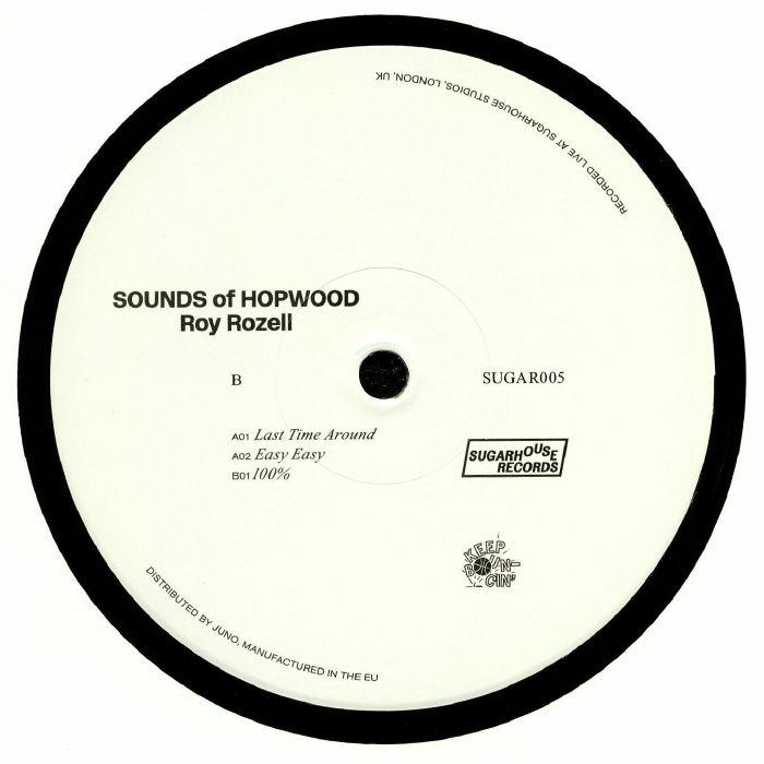 ROZELL, Roy - Sounds Of Hopwood