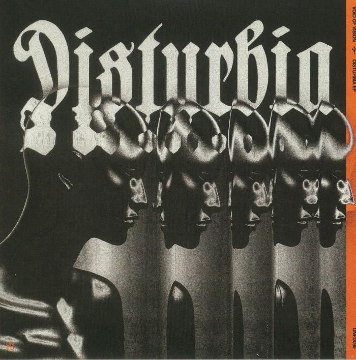 VOID OF VISION - Disturbia EP