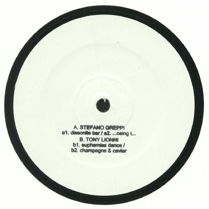 GREPPI, Stefano/TONY LIONNI - Volume 1