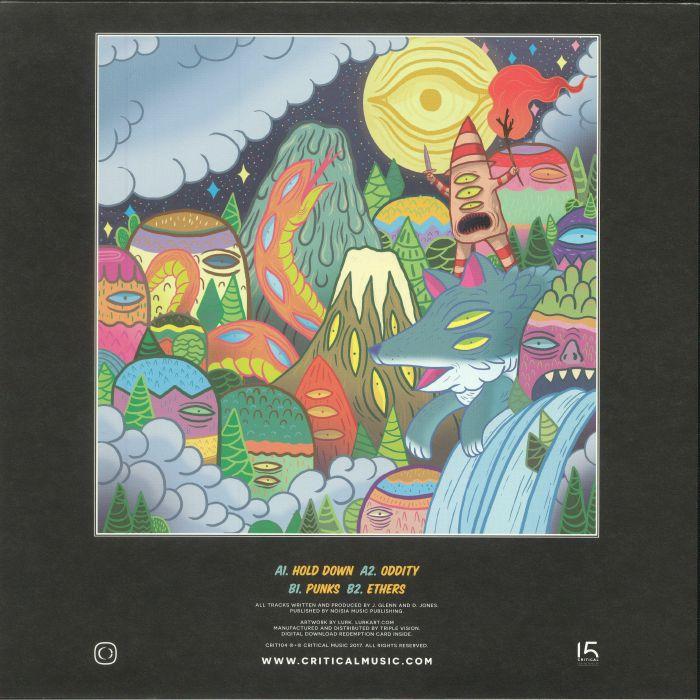 UPBEATS, The - Punks EP