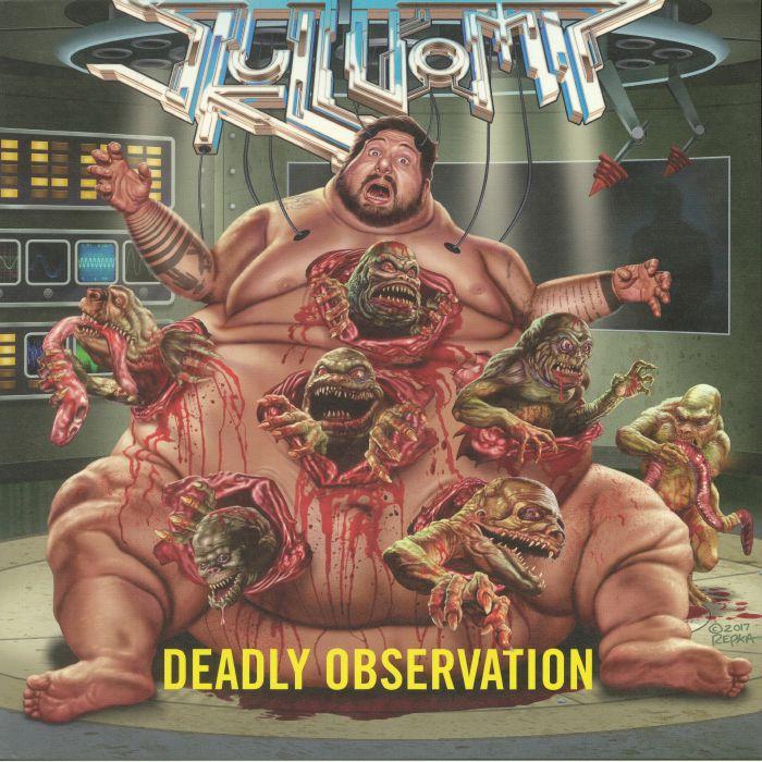 SKULLVOMIT - Deadly Observation