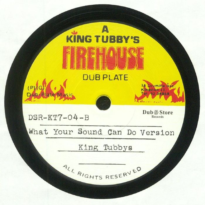 LILLY MELODY/KING TUBBYS - What Your Sound Can Do