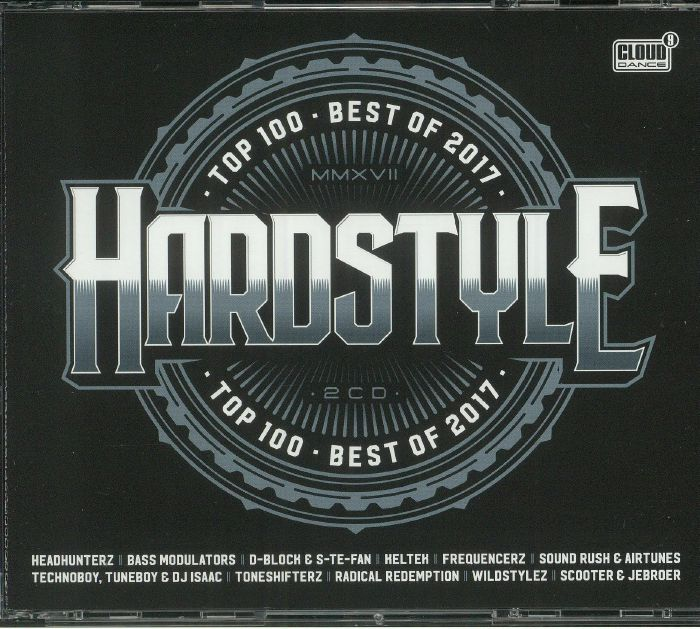 VARIOUS - Hardstyle Top 100: Best Of 2017