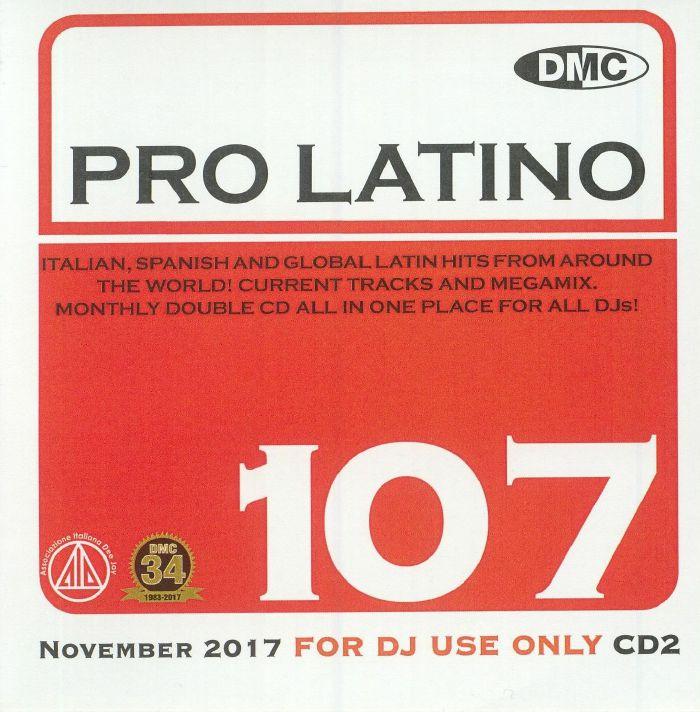 VARIOUS - DMC Pro Latino 107 (Strictly DJ Only)