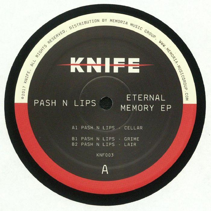 PASH N LIPS - Eternal Memory EP