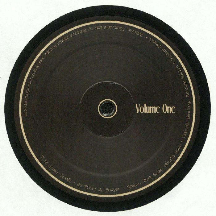 ROSS, Monika/PATRICK WEBLIN/VIKTOR UDVARI/GIASH/BOWYER - Volume One