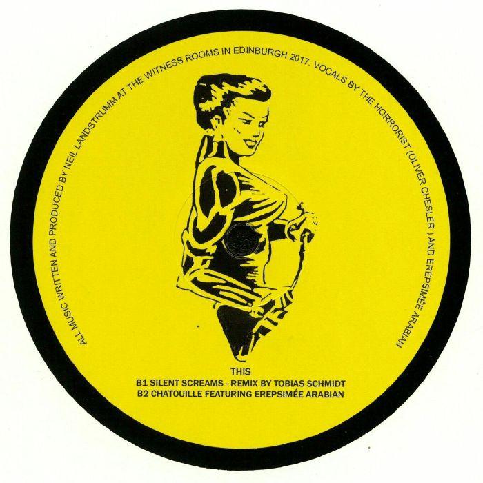 LANDSTRUMM, Neil/THE HORRORIST - The Strange Self EP
