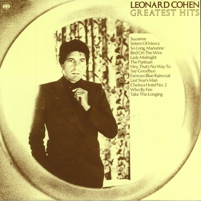 COHEN, Leonard - Greatest Hits (reissue)