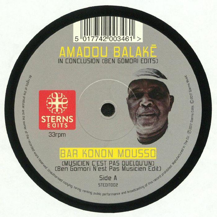 BALAKE, Amadou - In Conclusion (Ben Gomori Edits)
