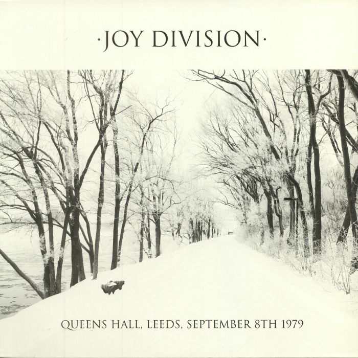 JOY DIVISION - Queens Hall Leeds September 8th 1979