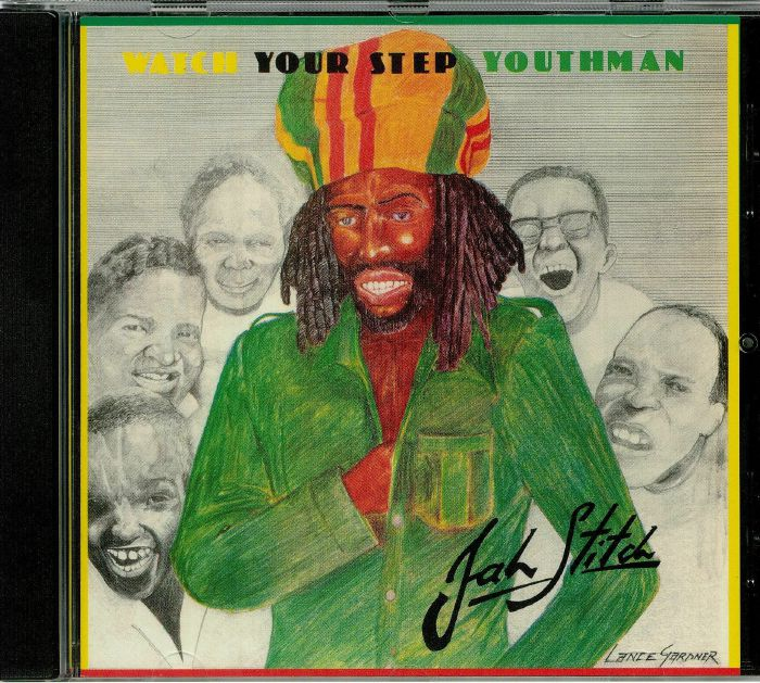 JAH STITCH - Watch Your Step Youthman (reissue)