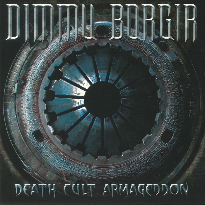 DIMMU BORGIR - Death Cult Armageddon (reissue)