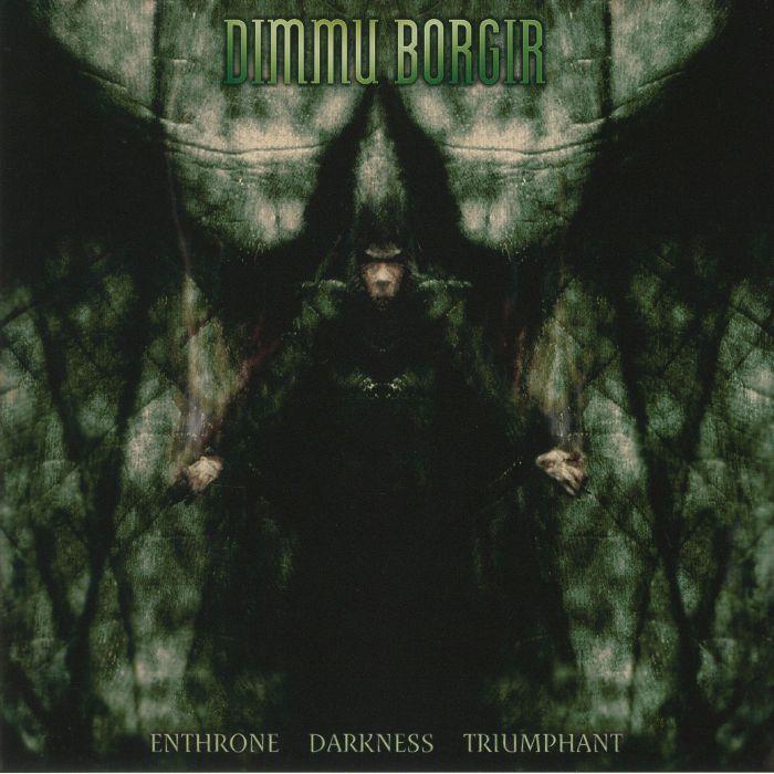 DIMMU BORGIR - Enthrone Darkness Triumphant (reissue)