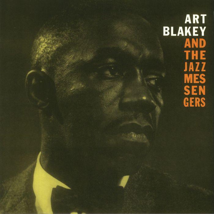 BLAKEY, Art & THE JAZZ MESSENGERS - Art Blakey & The Jazz Messengers (reissue)