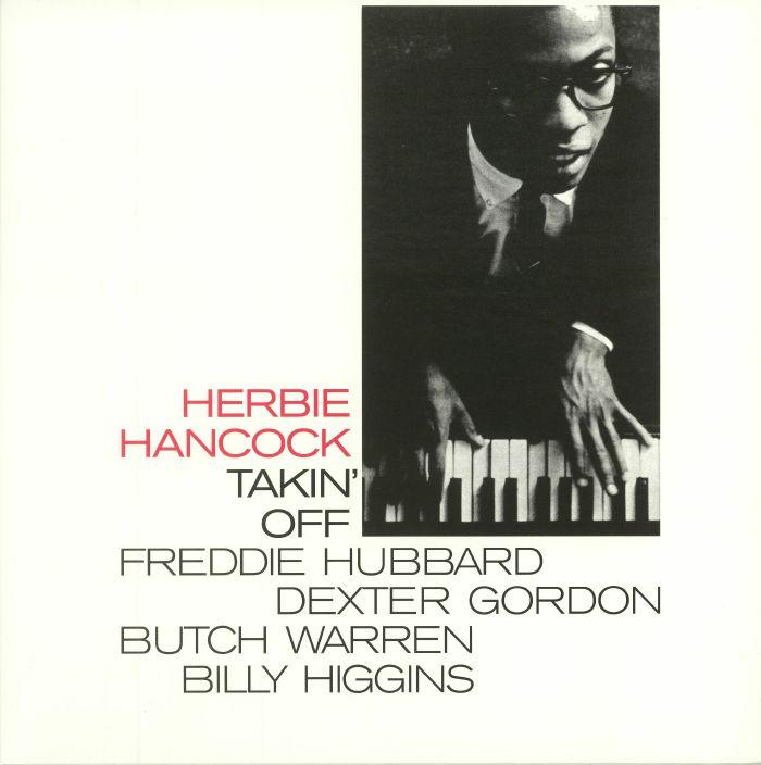 HANCOCK, Herbie - Takin' Off (reissue)