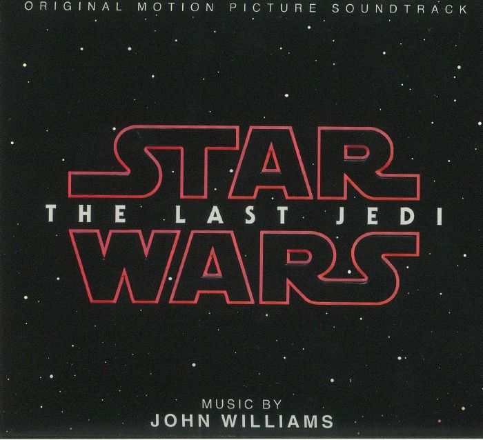 John Williams Star Wars The Last Jedi Soundtrack Vinyl