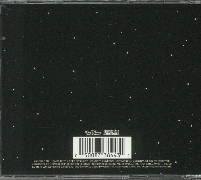 John Williams Star Wars The Last Jedi Soundtrack Vinyl