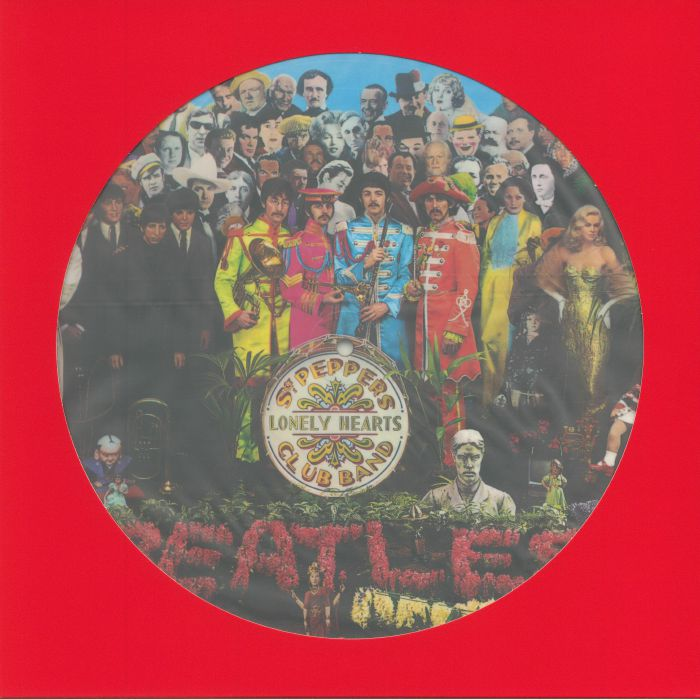 BEATLES, The - Sgt Pepper's Lonely Hearts Club Band (2017 stereo mix)