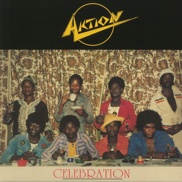 AKTION - Celebration (reissue)