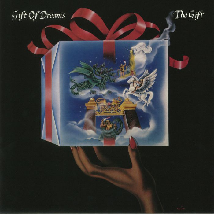 GIFT OF DREAMS - The Gift (reissue)