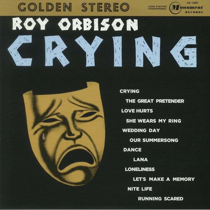 ORBISON, Roy - Crying (reissue)