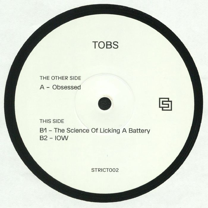 TOBS - Obsessed EP