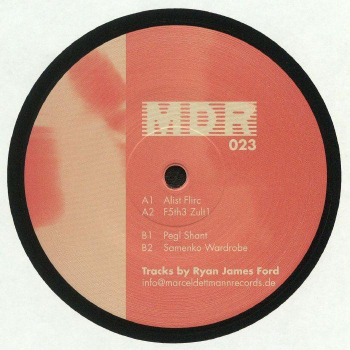 FORD, Ryan James - Alist Flirc