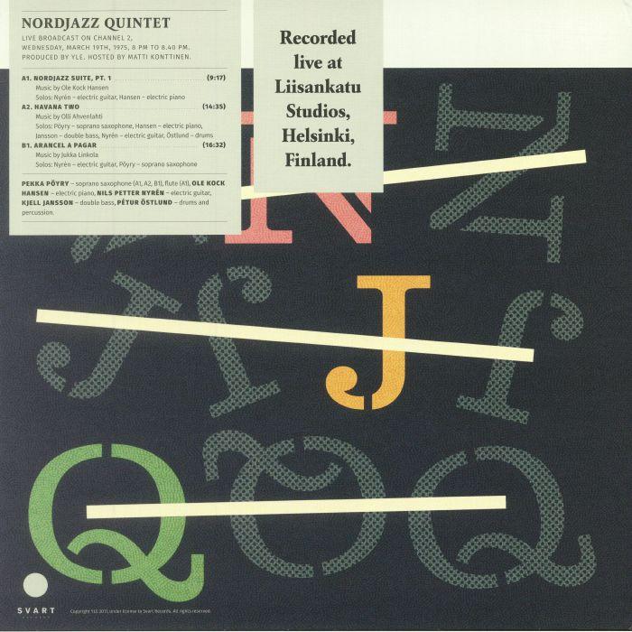NORDJAZZ QUINTET - Jazz Liisa 14