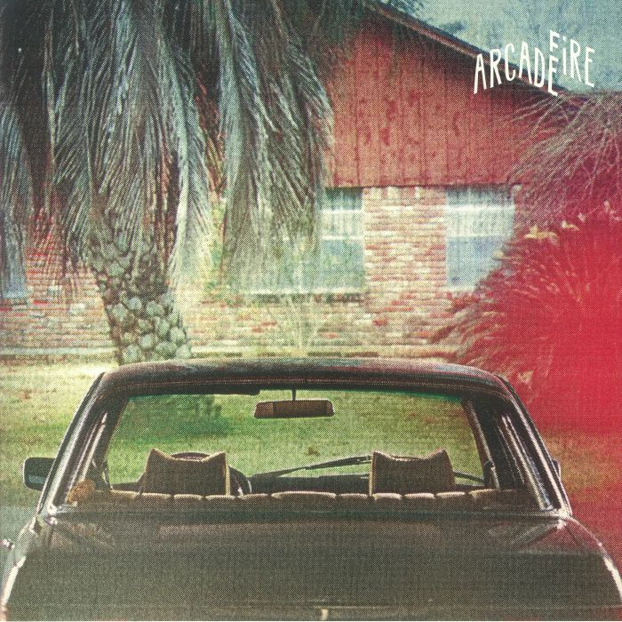 ARCADE FIRE - The Suburbs (reissue)