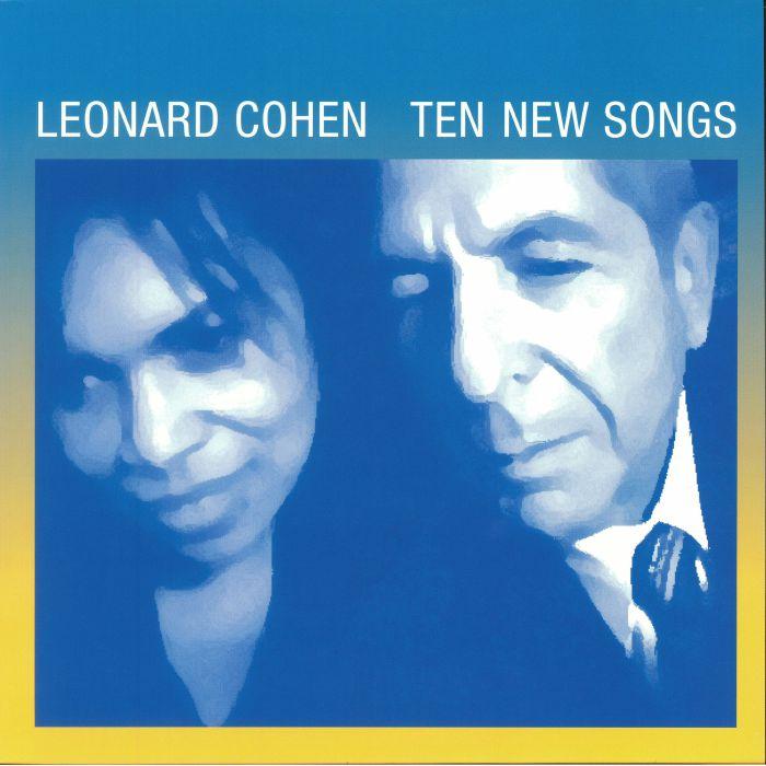Leonard cohen ten new songs reissue vinyl at juno records for Leonard cohen music videos