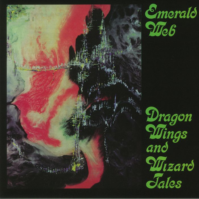 EMERALD WEB - Dragon Wings & Wizard Tales (remastered)