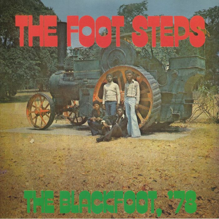 BLACKFOOT - The Foot Steps (reissue)