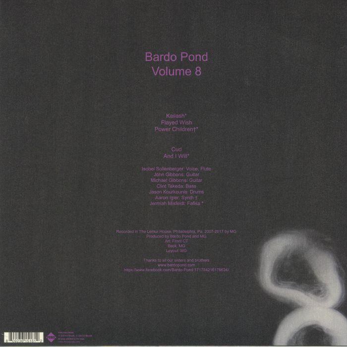 BARDO POND - Volume 8