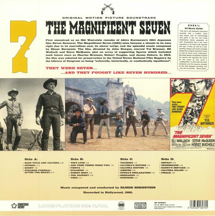 BERNSTEIN, Elmer - The Magnificent Seven (Soundtrack)