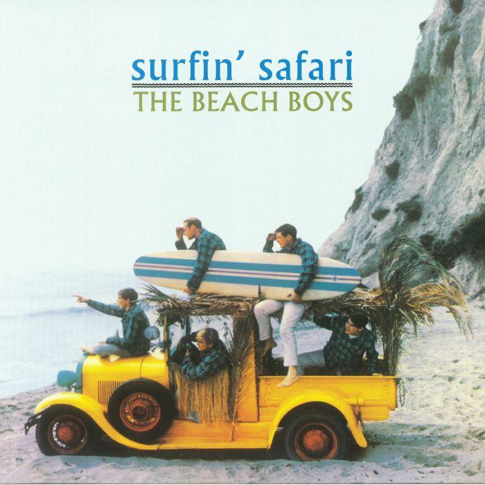 BEACH BOYS, The - Surfin' Safari (remastered)
