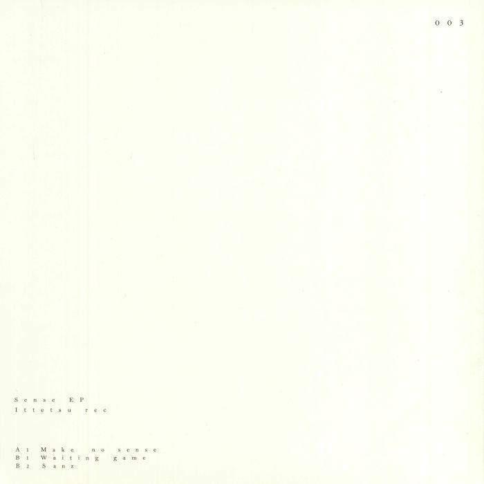 ITTETSU - Sense EP