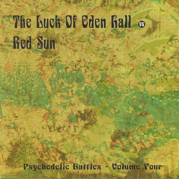 The Luck Of Eden Hall - Corner of the Sky