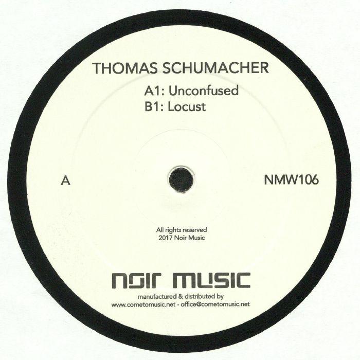 Thomas SCHUMACHER Natural Rhythm 2 & 3 vinyl at Juno