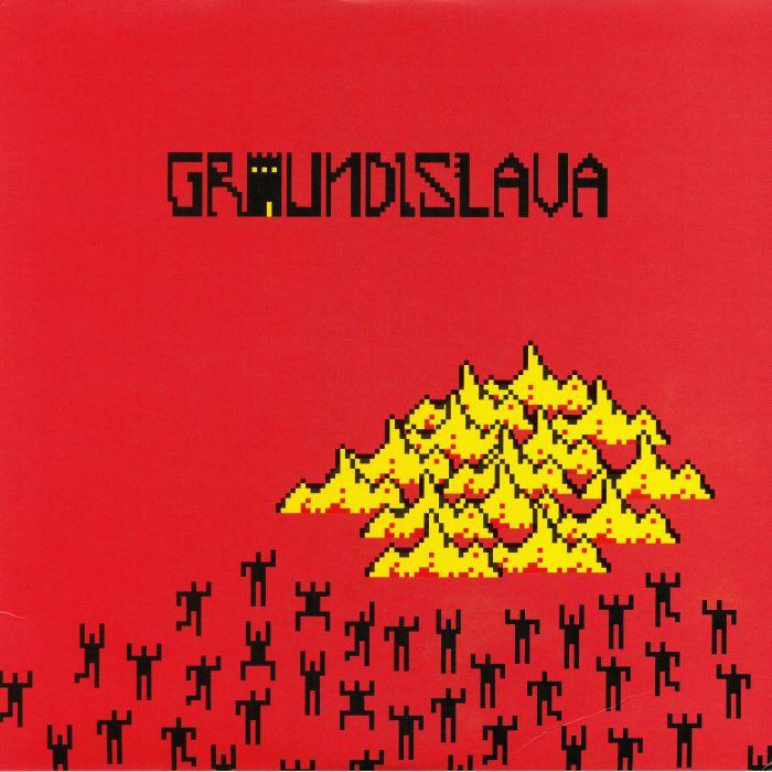 GROUNDISLAVA - Groundislava (repress)