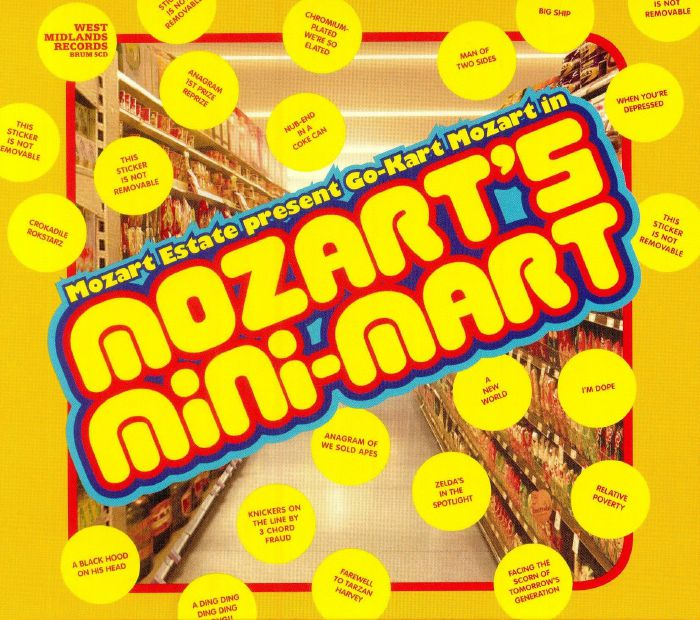 GO KART MOZART - Mozart's Mini Mart