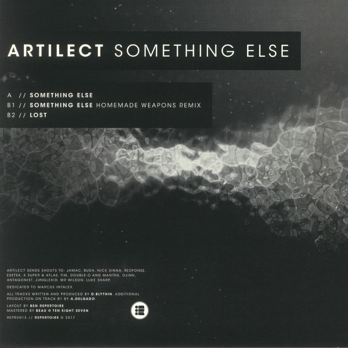 ARTILECT - Something Else