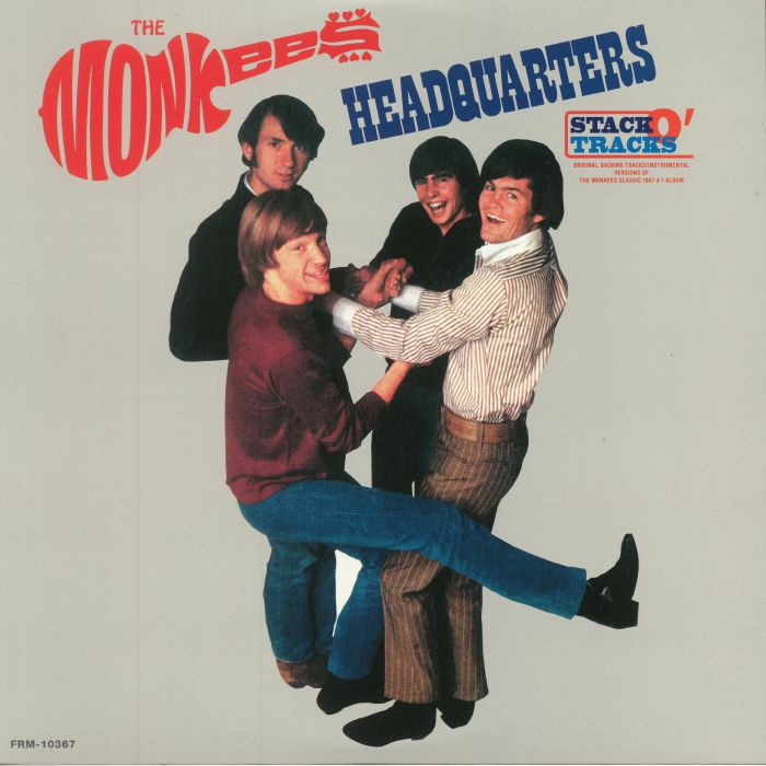 MONKEES, The - Headquarters Stack O Tracks