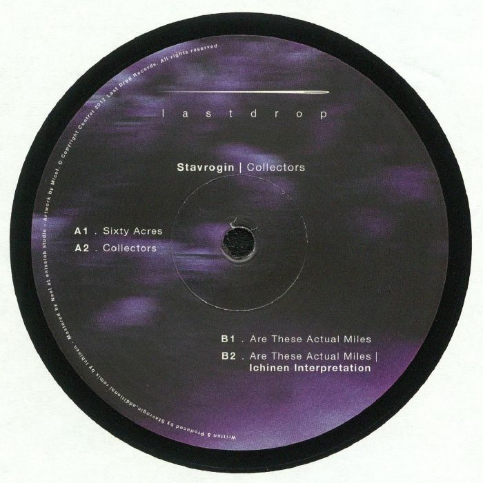 STAVROGIN - Collectors